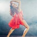 Dance ProFashion, go go сценический макияж