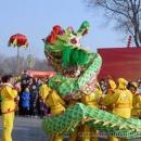 Новогодний макияж 2012, год дракона