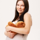 Макияж для беременной