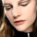 Модный показ Altuzarra, стрелки на глазах